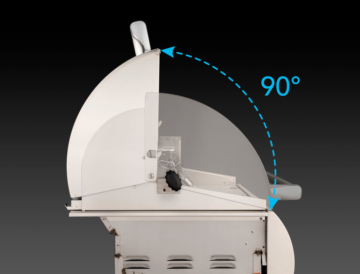 "Fire Magic Gas Grills - 48"" Echelon Diamond E1060i - Digital - 4"