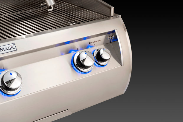 "Fire Magic Gas Grills - 48"" Echelon Diamond E1060i - Digital - 6"