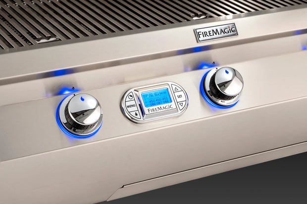 "Fire Magic Gas Grills - 48"" Echelon Diamond E1060i - Digital - 7"
