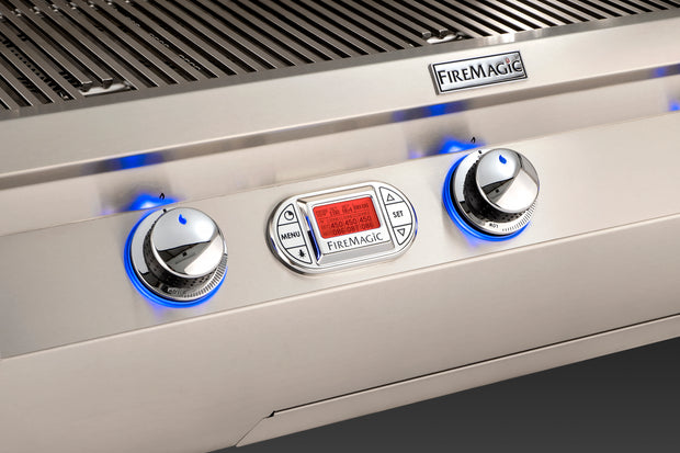 "Fire Magic Gas Grills - 48"" Echelon Diamond E1060i - Digital - 8"