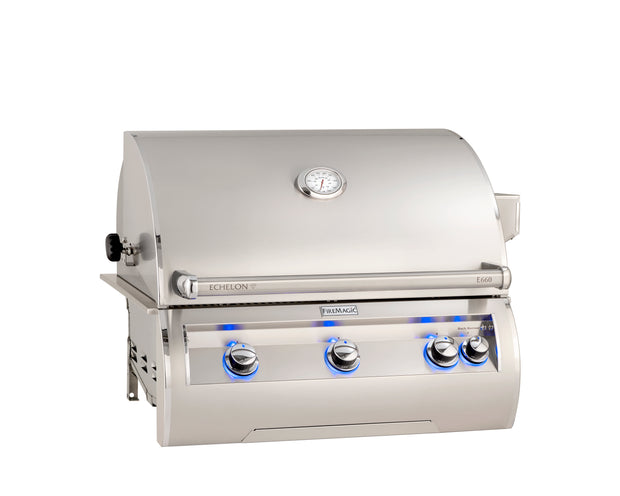 Fire Magic Gas Grill - E660i-8EAN E660i-8EAP -