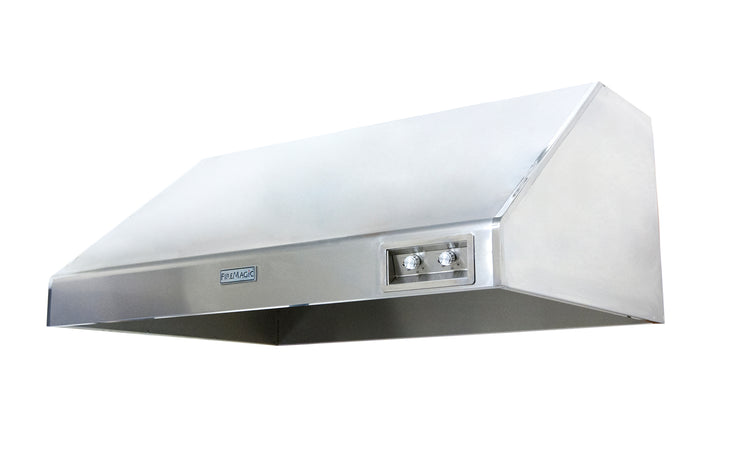 "Fire Magic 36"" Stainless Vent Hood, vh36, 36vh7, 36-vh-7, fm36vh7"