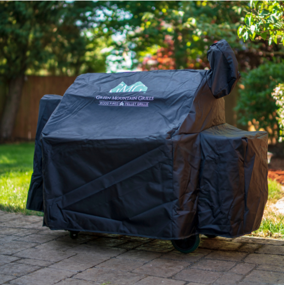 Jim Bowie Prime Smoker Covers by Green Mountain Grills _3