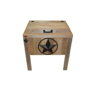 Rustic Single Cooler - HRCOSI003B