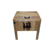 Rustic Single Cooler - HRCOSI008B
