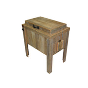 Haggards - Single Rustic Cooler with Bottle Opener & Handle