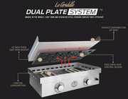 Le Griddle Gas Burner System