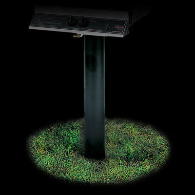 MHP Grills - Aluminum In-Ground Post