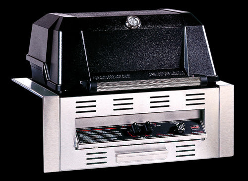 MHP Grills - Grill Enclosure to Build In WNK Grill Head - NMSGS