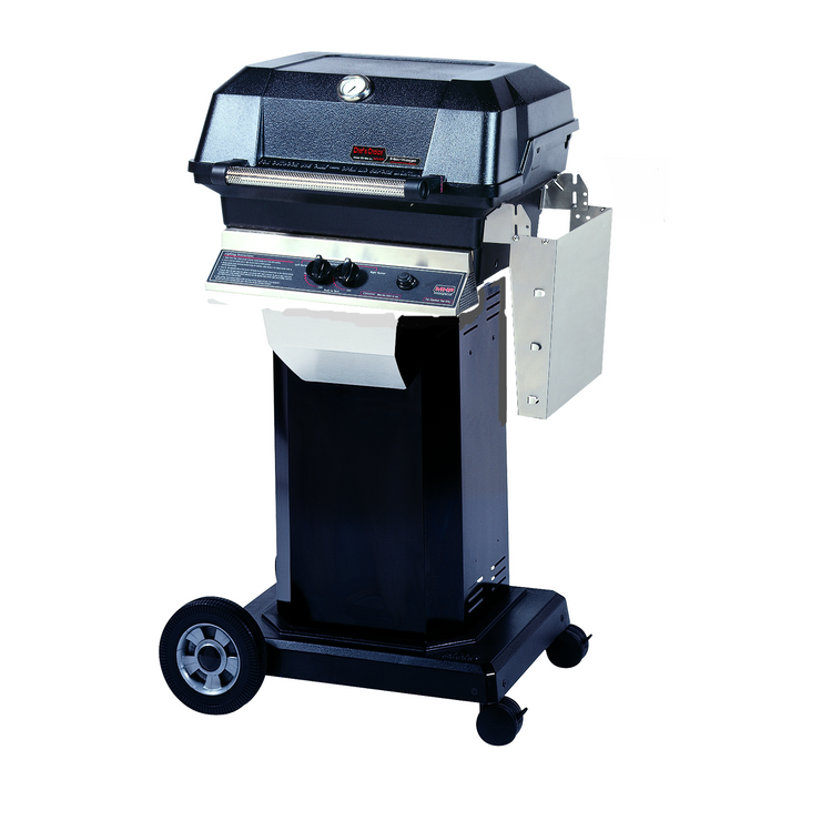 MHP Grills - JNR on Black Portable Cart