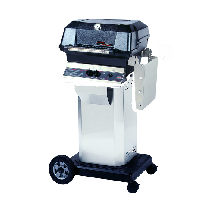 MHP Grills - JNR on Stainless Portable Cart