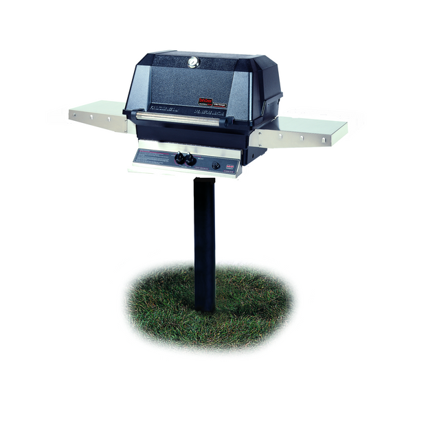 MHP Grills - WNK on In-Ground Post