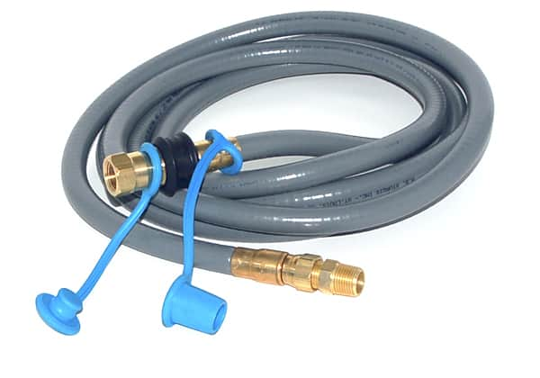 MHP Grills - Quick Disconnect Hose Kit - ASCPL1
