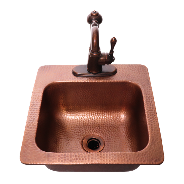 RCS Grills - Copper Sink - RSNK3