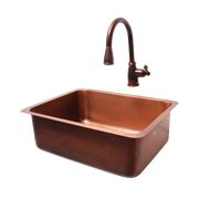RSNK4 - Copper Sink - RCS Gas Grills 3