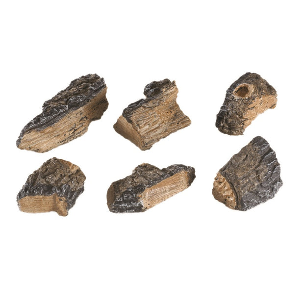 Charred Wood Chips - WCH6