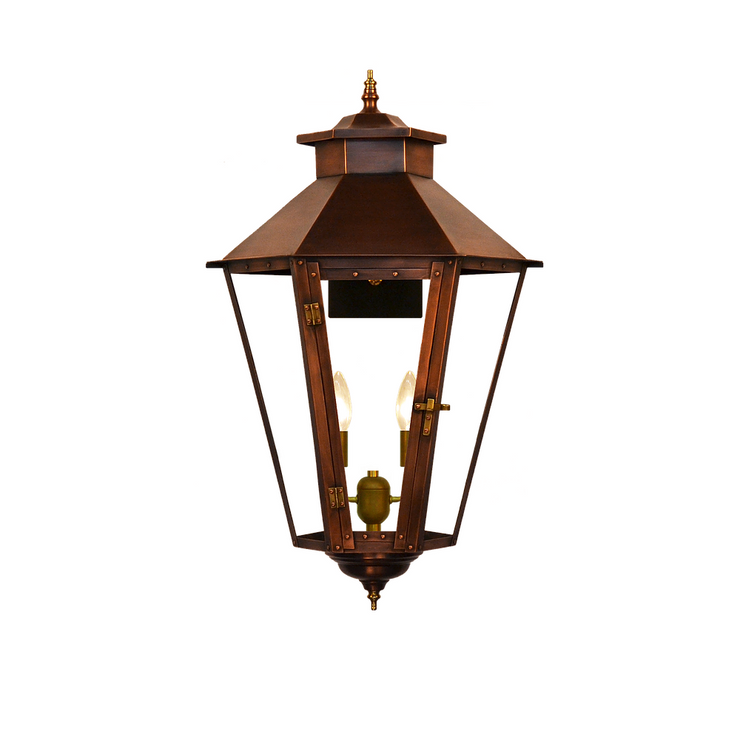 Electric Gas Light - Bayou Street 62 - BS62E _ 1