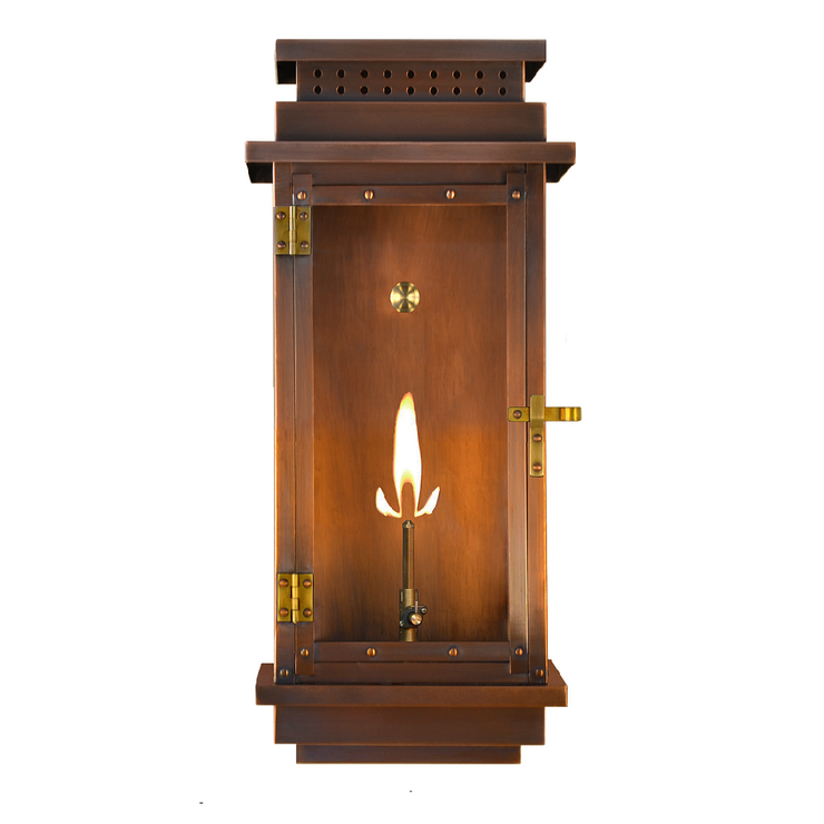Gas Light - Contempo Flush 24 - FCO24G _ 1