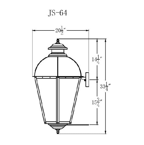Electric Gas Light - Joachim Street 64 - JS64E _ 3