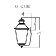 Electric Gas Light - State Street 42 - SS42E _ 3