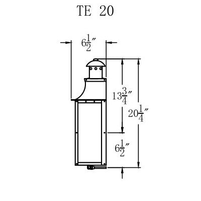 Electric Gas Light - Terra 20 - TE20E _ 3