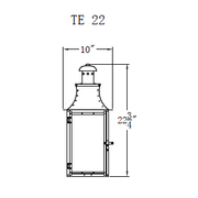Electric Gas Light - Terra 22 - TE22E _ 2