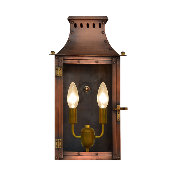 Electric Gas Light - Yorktown 16 - YK16E _ 1