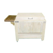 Rustic Yeti Cooler Side Shelf - HRCOYELSS