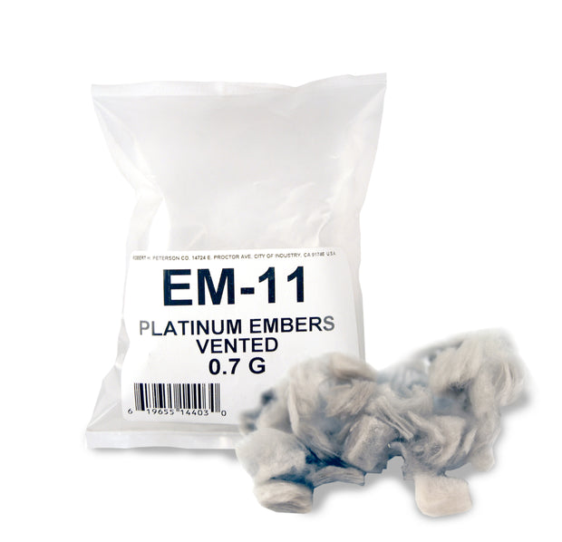 RHP - Super Bryte Embers For Gas Logs - EM1S