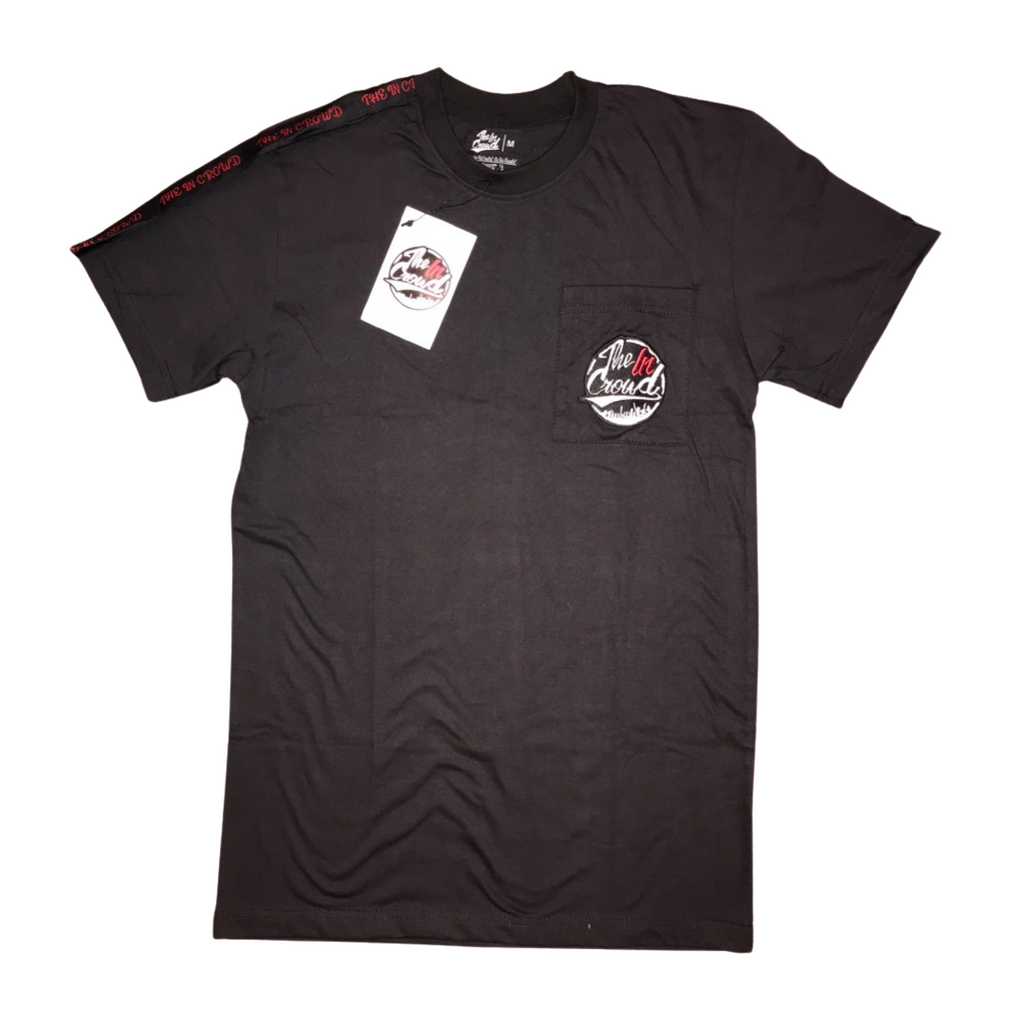"Premium slim fit limited edition ""bred"" t-shirt"