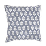WEAVER GREEN JAIPUR ACORN NAVY CUSHION