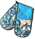 MUSSELS DOUBLE OVEN GLOVE