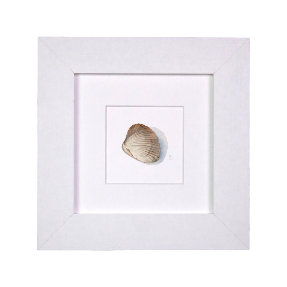 COCKLE MINI PRINT WITH FRAME