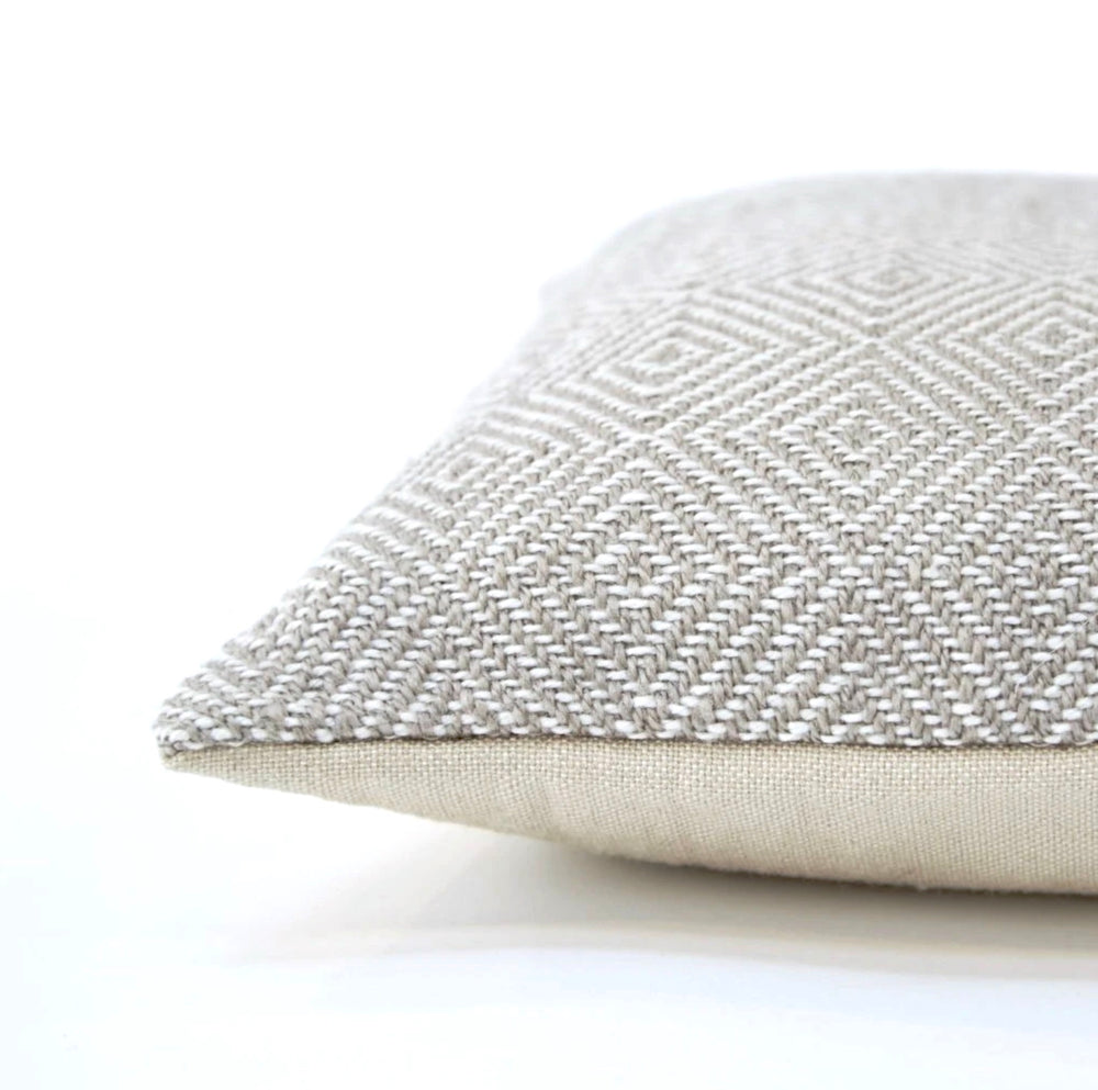 Diamond Chinchilla Cushion