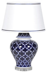 PACIFIC TABLE LAMP WITH SHADE