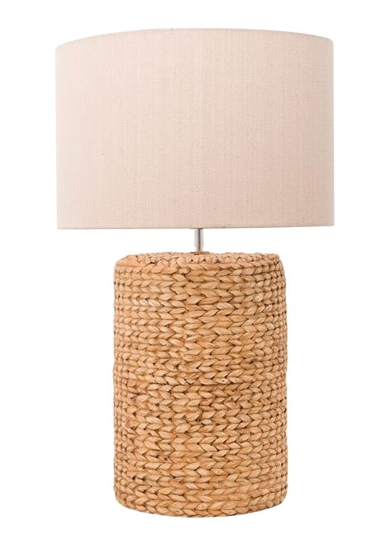 LARGE ROPE LAMP