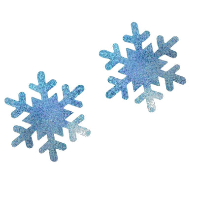 Snowflake Pasties - Honeiibeth