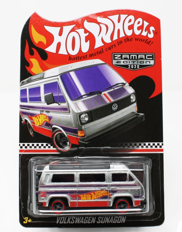 HOT WHEELS VOLKSWAGON SUNAGON MAIL IN 2020