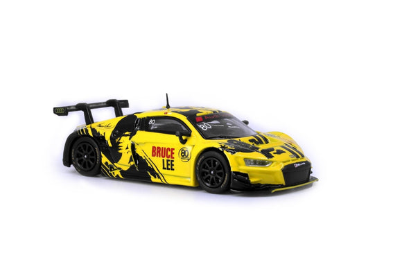 POPRACE 1/64 Audi R8 LMS Bruce Lee 80TH