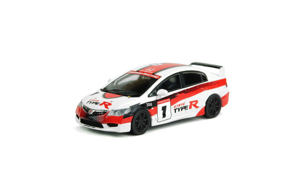 INNO 64 HONDA CIVIC Type-R FD2 Japan One Make Race