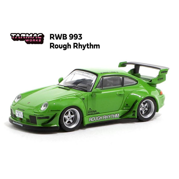 TARMAC WORKS 1:64 RWB 993 ROUGH RHYTHM 💎 MINICAR FESTIVAL HK EXCLUSIVE 💎