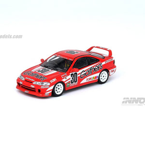 "INNO 64 HONDA INTEGRA TYPE-R DC2 ""GATHERS"" #30 - Super N1 Endurance Race 1998 Class 3 Champion"