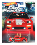 Hot Wheels Mazda RX7 FD - Fast and Furious