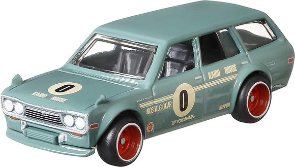 HOT WHEELS DATSUN 510 BLUEBIRD