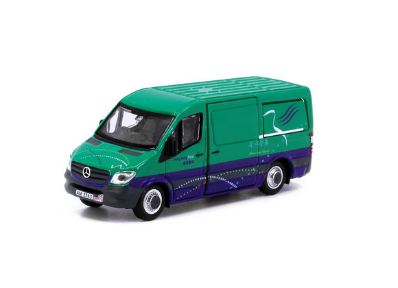 * PRE ORDER * Tiny City 27 Die-cast Model Car - MERCEDES-BENZ Sprinter Post Office