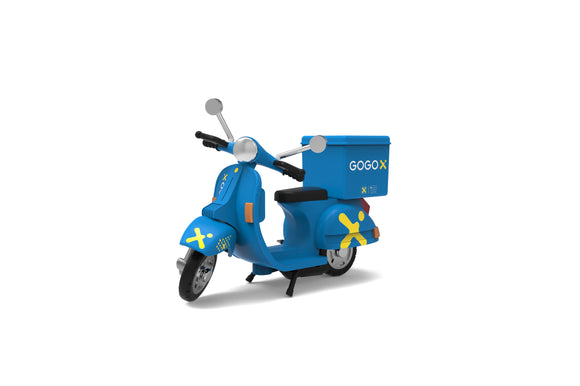 * PRE ORDER * Tiny City 58 Die-cast Model Car - Scooter GOGOX
