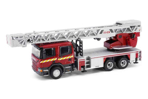 * PRE ORDER * Tiny City MC20 Die-cast Model Car - Scania Turntable Ladder 55M
