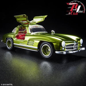 HOT WHEELS RED LINE CLUB  Exclusive '55 Mercedes-Benz 300 SL