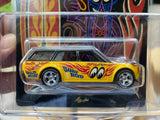 HOT WHEELS JAPAN MOONEYES CONVENTION DATSUN 510 WAGON