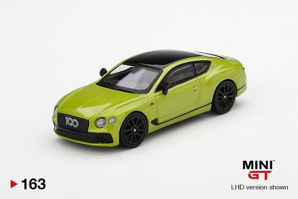 * PRE ORDER * MINI GT #163 1:64 Bentley Continental GT Limited Edition Pikes Peak